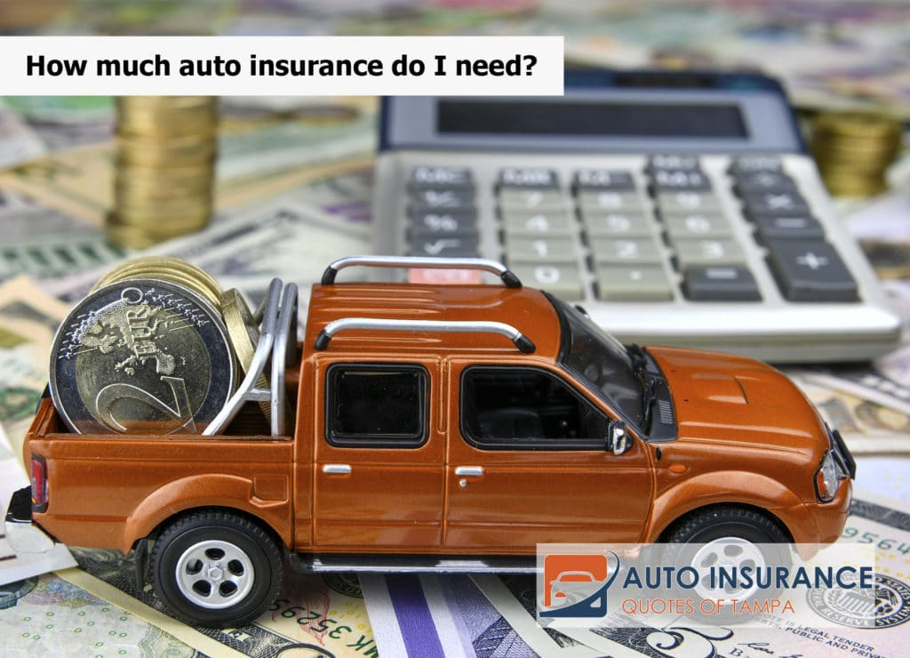 How much auto insurance do I need?