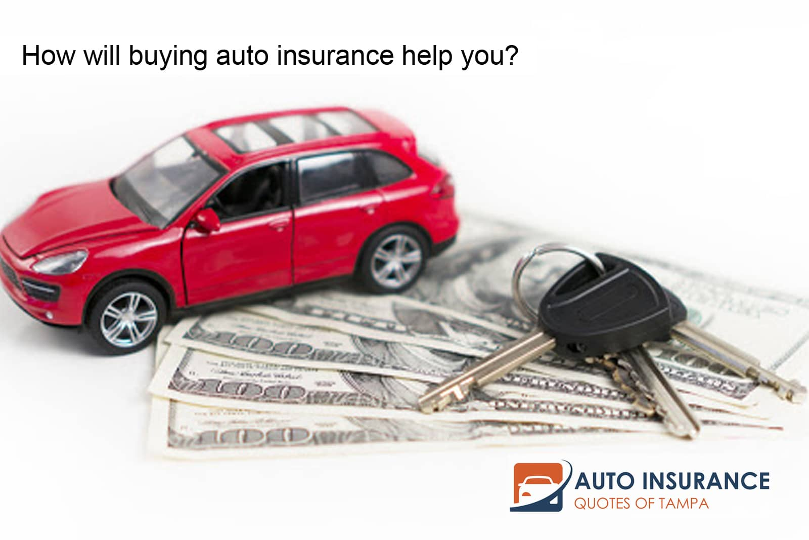 How will buying auto insurance help you?
